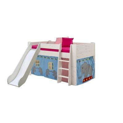Textilie k vyvýšené posteli Dash - cirkus 083346