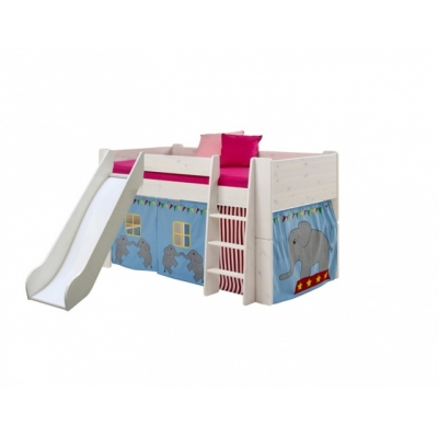 Textilie k vyvýšené posteli Dash - cirkus