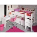 Dětská postel Swan multifunkční
