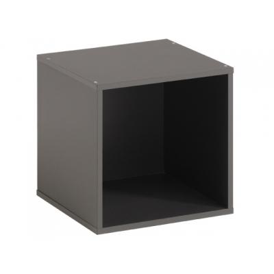 Regál/box Cupio - šedá