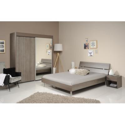 Studentský pokoj Sam - ořech stříbrný