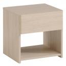 Noční stolek Sam - dub sesam
