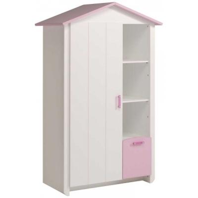 Dětská šatní skříň Palace 300031