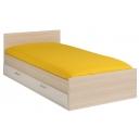 Dětská postel Boob s šuplíkem - 90x190cm