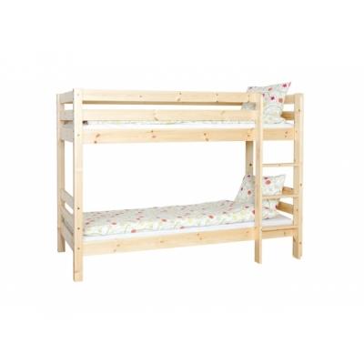 Patrová postel Alois - masiv 083459