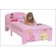 Dětská postel Princezny se zábranou