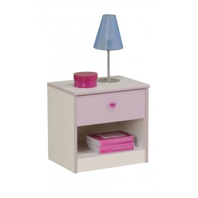 Dětský noční stolek Mademoiselle 300434