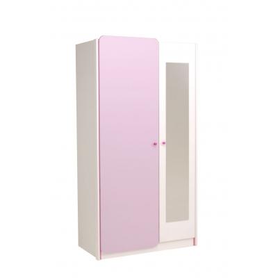 Dětská šatní skříň Mademoiselle 300376