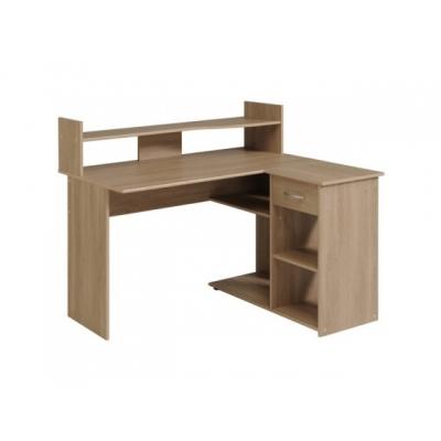 Psací stůl Cliff - dub brooklyn 301780