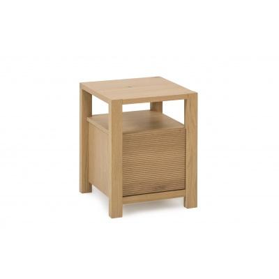 Noční stolek Ronny - dubová dýha 350179