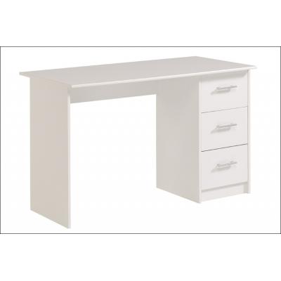 Dětský psací stůl General 3S - bílý 300235