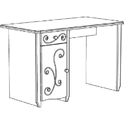 76df6d9ea706 Pc stôl pre dievčatá - Písací stôl pre dievčatá