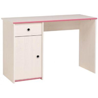 Dětský psací stůl Smoozy - modrá, růžová