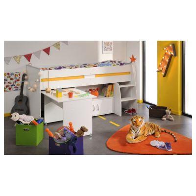 Dětská postel Reverse multifunkční
