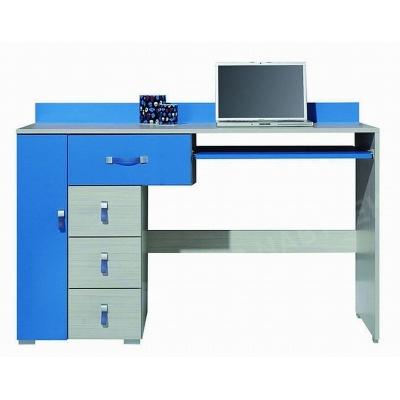 Psací stůl Adéla - modrý