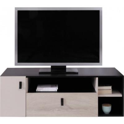 Studentský televizní stolek PHILOSOPHY - černá / béžová
