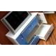 Televizní stolek Adéla IX - modrý