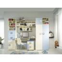 Detská izba Baron B - modrá, oranžová alebo limetka