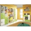Detská izba Baron D - zelená, oranžová alebo modrá
