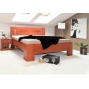 Masivní postel s úložným prostorem Hollywood 1- 80