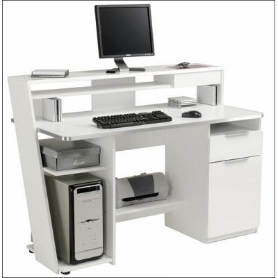 Psací stůl Desk - bílý PA-9426BURE-idesk
