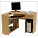 rohový psací stůl buk