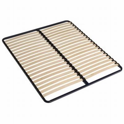 Lamelový rošt v kovovém rámu 140x200, 160x200 nebo 140x190cm