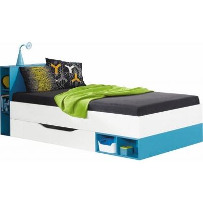 Dětská postel Moli 90x200cm - výběr barev