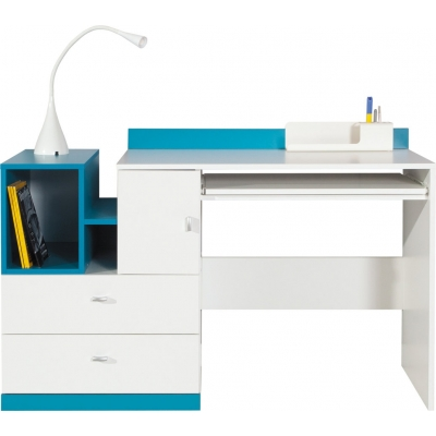 Detský písací stôl Moli - výber farieb