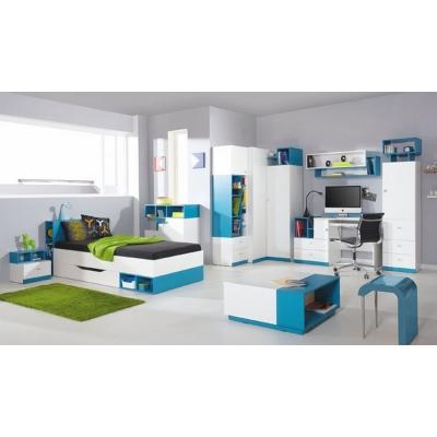 Dětský/Studentský pokoj Moli  B - výběr barev