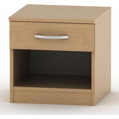Noční stolek Jena - 1 zásuvka