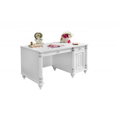 Psací stůl Carmen-bílá