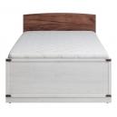 Dětská postel Miki 90x200cm - dub/modřín sibiřský