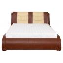 Čalúnená posteľ BOKA 140x200cm