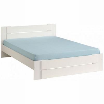 Studentská postel Blanka 140x190 - bílá