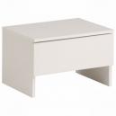 Noční stolek Blanka - bílý