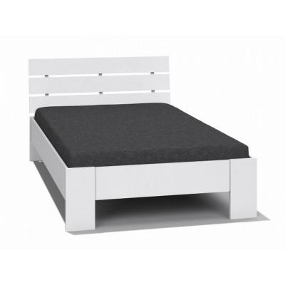 Studentská postel REA Nasťa 140x200cm - výběr odstínů