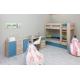 Patrová postel REA Pikachu - výběr odstínů