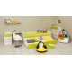 Psací stůl REA 2 - výběr odstínů