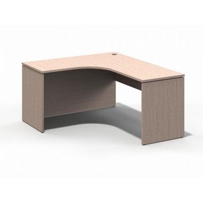 Rohový psací stůl REA 160 - výběr odstínů DRE-rea