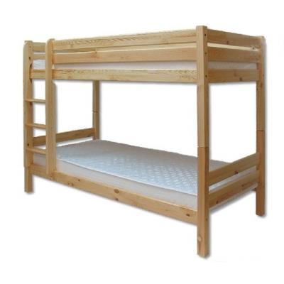 Dětská patrová postel Ala kom - KL-136