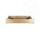Šuplík pod postel 150 cm borovice