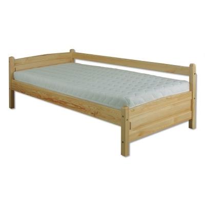 Dětská postel z masivu Anna L kom - KL-133