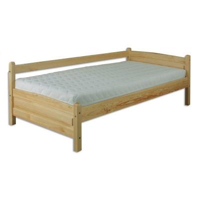 Dětská postel z masivu Anna P kom - KL-132