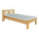 Buková postel KL-160 - masiv