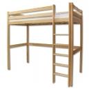 Detská vyvýšená posteľ Ala II