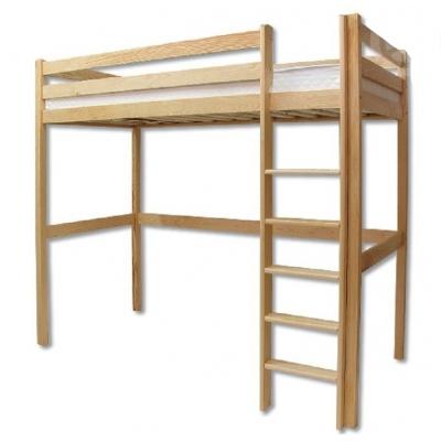 Dětská vyvýšená postel Ala II kom - KL-135