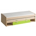 Dětská postel s přistýlkou LIMO