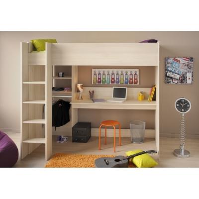 Dětská patrová postel Aleš 300110
