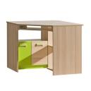 Dětský rohový psací stůl Limo